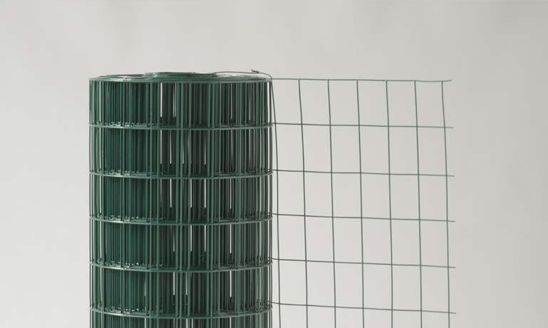 Rete elettrosaldata zincata a maglia 75x50cm