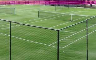 Reti per Recinzione per campi da tennis