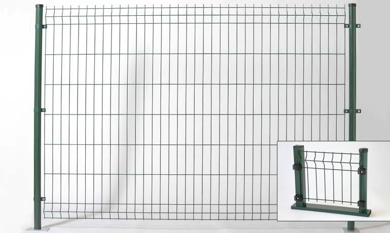Vendita reti recinzioni aree cani a bergamo for Recinzione per cani da esterno