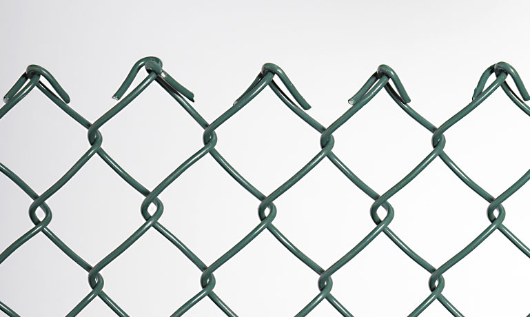 Rete zincata e plastificata STANDARD-SPORT